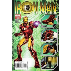 Iron Man -  The End [2009] -..