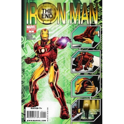 Iron Man -  The End [2009] -  1