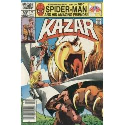 Ka-Zar The Savage [1981] - 9