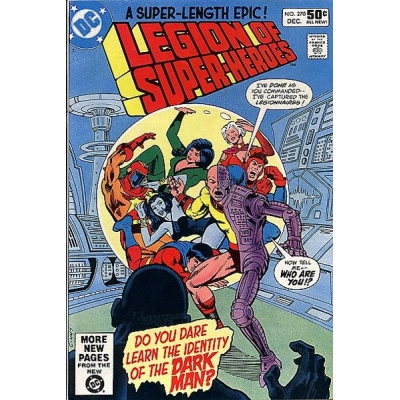 Legion of Superheroes [1980] - 270