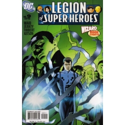 Legion of Superheroes [2005] -  9