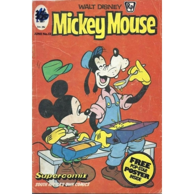 Mickey Mouse [Supercomix] - 13