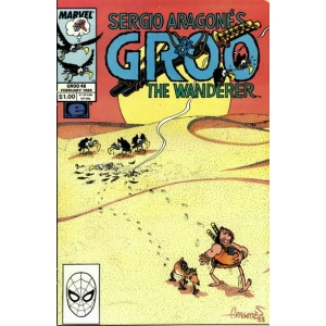 Groo the Wanderer [1985] - 48