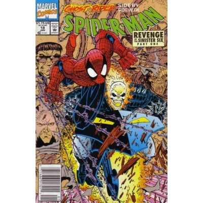 Spider-Man [1990] - 18 [Newsstand]