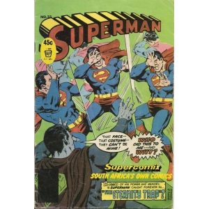Superman [Supercomix] - 33