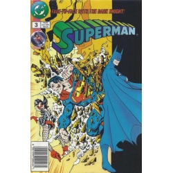 Superman [Battleaxe Press] [1995] - 3