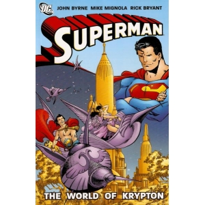 Superman - The World of Kryp..