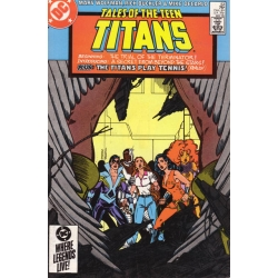 Tales of the Teen Titans [1984] - 53