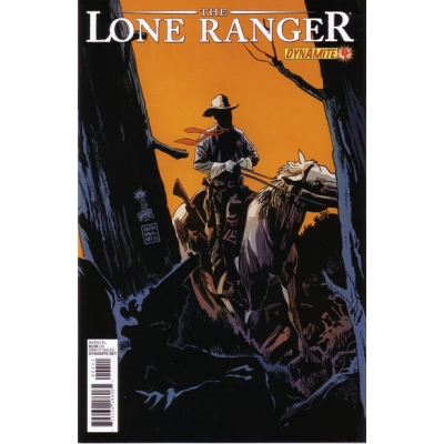 The Lone Ranger [Volume 2]  - 4