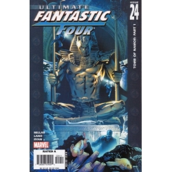 Ultimate Fantastic Four [2003] -  24