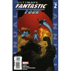 Ultimate Fantastic Four Annual [2005] - 2