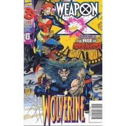 Wolverine [1995] - Meteor Press - 5