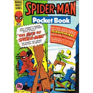 Spider-Man Pocket Book [1980..