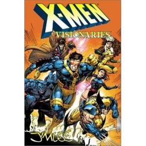 X-Men Visionaries - Jim Lee ..