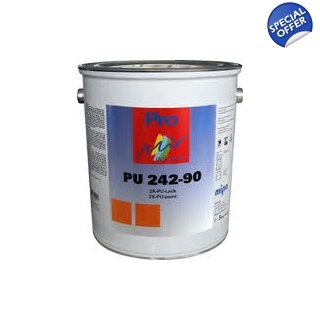 Top Coat Paint >> Pro Mix 2k Acrylic Topcoat Paint