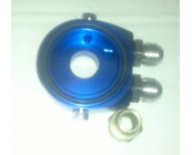 Oil cooler adaptor take off Metric