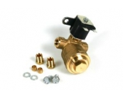 OMB Solenoid shut on/off Gas Valve - 6mm input/o..