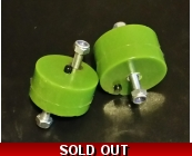 Extra strong 240 engine mount set