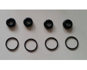 Injectors seal for mechanical injection