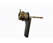 Adjustable Turbo actuator with bracket for v70 t..