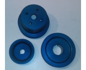5 rib belt conversion pulley set B200/230