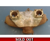 Used B18 and B20 Twin carb manifold