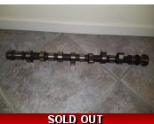 Used VX3 cam camshaft slotted