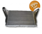 Saab 9000 intercooler
