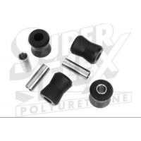 Upper arm bushes Superflex set