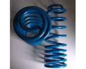 Rear cargo springs HD Amazon Saloon