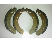 Rear Brake shoes 340 1.4 and 1.7 inc Volvo/Daf 66