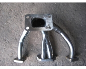 340 1.4 stainless Turbo  manifold T3 Flange