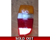 142 144 & 164 rear light glass / lens Right side