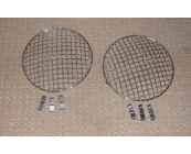 Head Lamp Guards Stainless steel