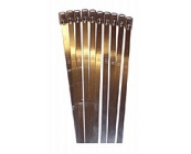 Stainless Metal Tie 300mm Long