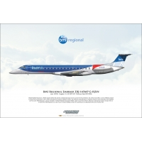 BMI Regional Embraer ERJ-145MP G-..