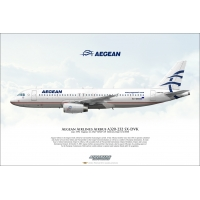 Aegean Airlines Airbus A320-232 S..