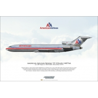 American Airlines Boeing 727-223A..