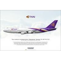 Thai Airways International Darara..