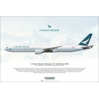 Cathay Pacific Boeing 777-367ER B..