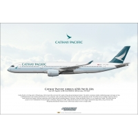 Cathay Pacific Airbus A350-941 B-..