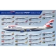 British Airways World Tails Boeing 747 Fleet on Skyscape