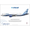Interjet Airbus A320-21..