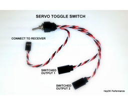 Servo Toggle Switch