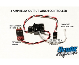 Relay Winch Controller