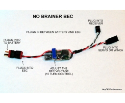 No Brainer Adjustable BEC