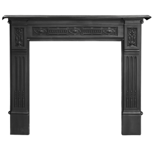 The Albert Cast Iron Surround