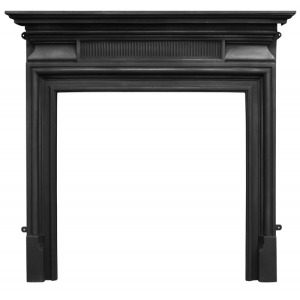 The Belgrave Cast Iron Fire Surround