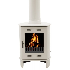 Carron Enamel Finish Dante 5 Kw Multi-fuel Stove - various colours