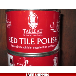 Red Tile Polish by Tableau